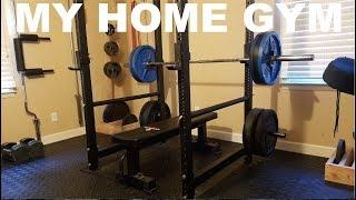 Home Gym Setup Tour