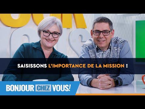 La mission : dernière émission de Anne et Jonathan Bersot - Bonjour chez vous ! - L'équipe ...