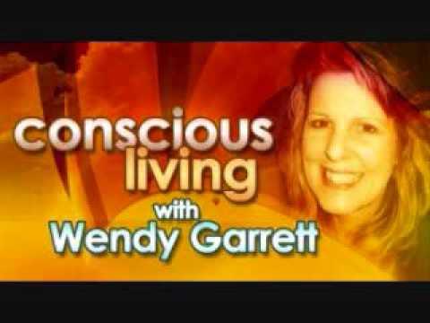 Garnet Schulhauser on Conscious Living Radio