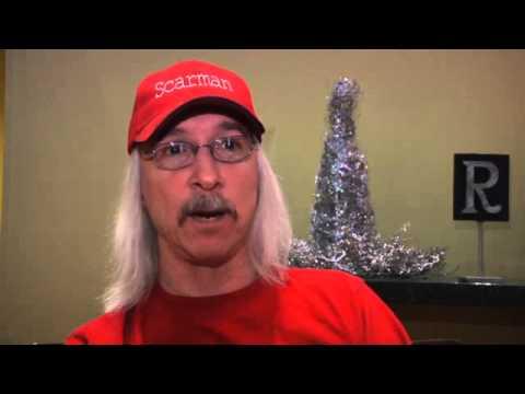 RAW NEWS: Scarman Interview