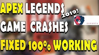 Apex Legends Games Crashes Fixed-Error: 0xc0000142 and EAC untrusted file :winhttp.dll-2019