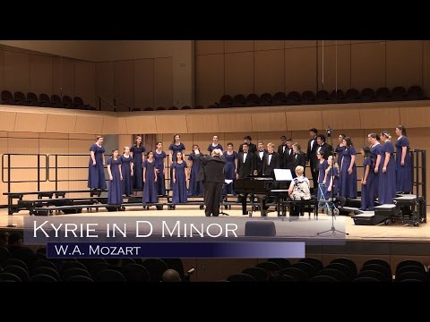 Kyrie In D Minor - W.A. Mozart KV 90