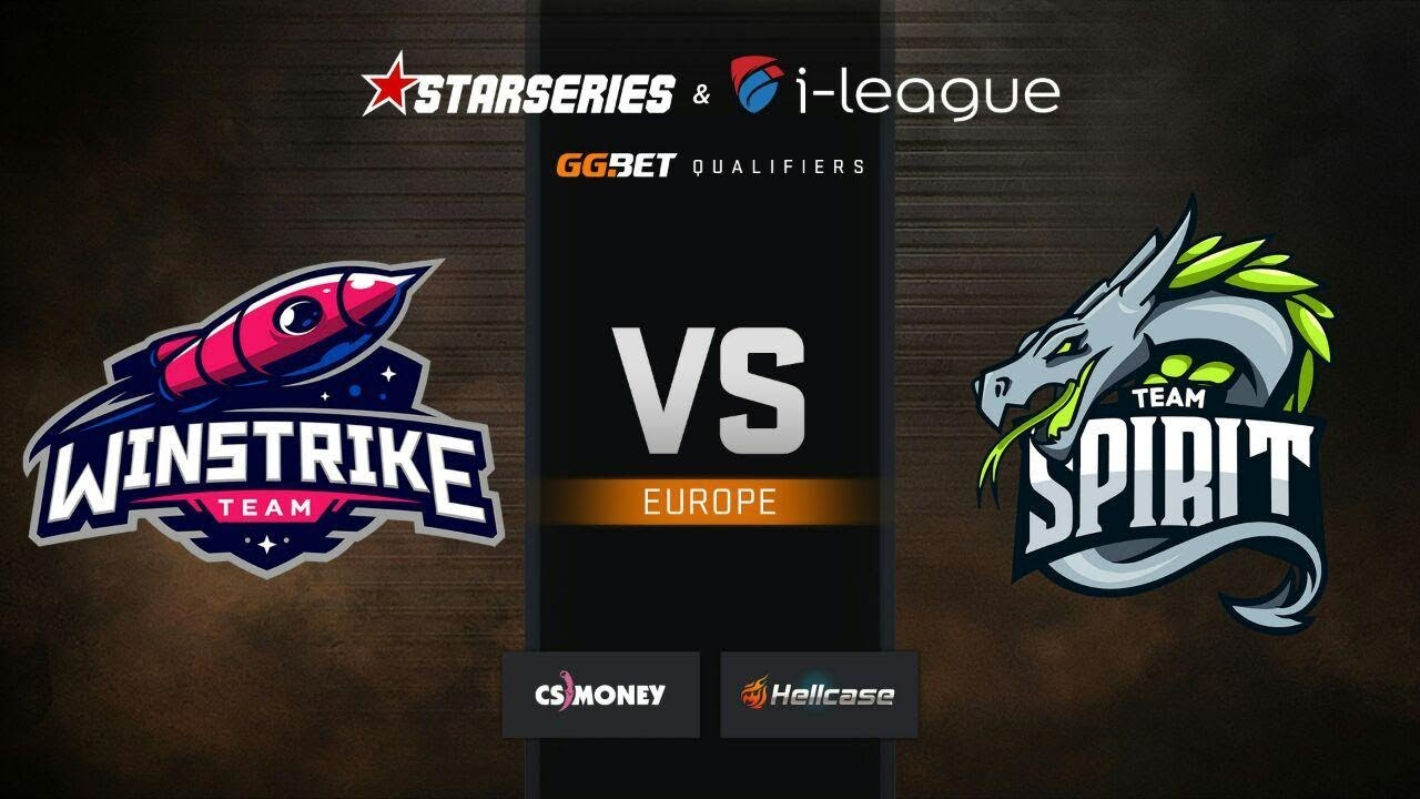 Winstrike vs Spirit, map 2 Cache, StarSeries & i-League S7 GG.Bet EU Qualifier