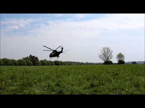 The Danisk Rescue Helicopter E101