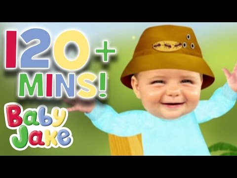 Baby Jake - Adventure compilation (120+ mins)