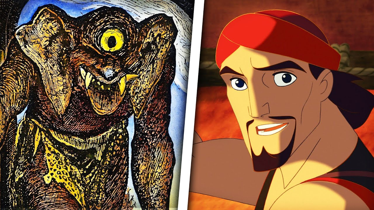 Download The VERY Messed Up Origins of Sinbad | Fables Explained - Jon Solo