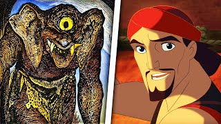 The VERY Messed Up Origins of Sinbad | Fables Explained - Jon Solo