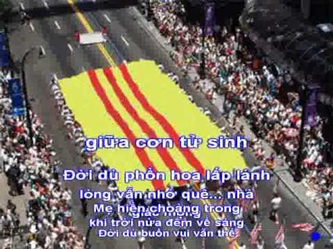 BUOC CHAN VIET NAM - Karaoke DCVN