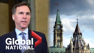 Global National: July 8, 2020 | Canada's fiscal snapshot projects $343B deficit