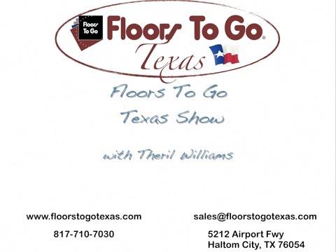 Floors To Go, Texas Show -  4 Mar 2017