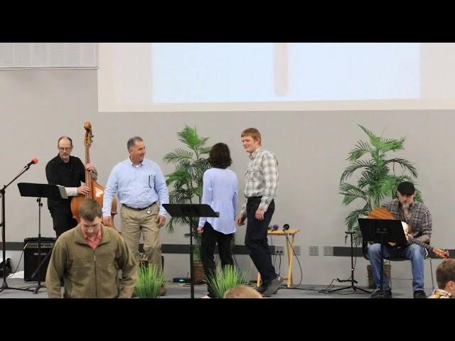 Sunday Worship Service - Mar. 28th, 2021