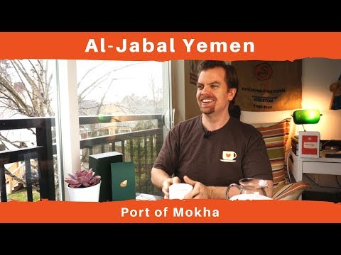 Al Jabal, Yemen Coffee by Port of Mokha