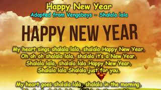 Download Mp3 Happy New Year Adapted From Vengaboys - Shalala Lala
