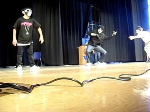 Washington Middle School(broncos bby) Talent show