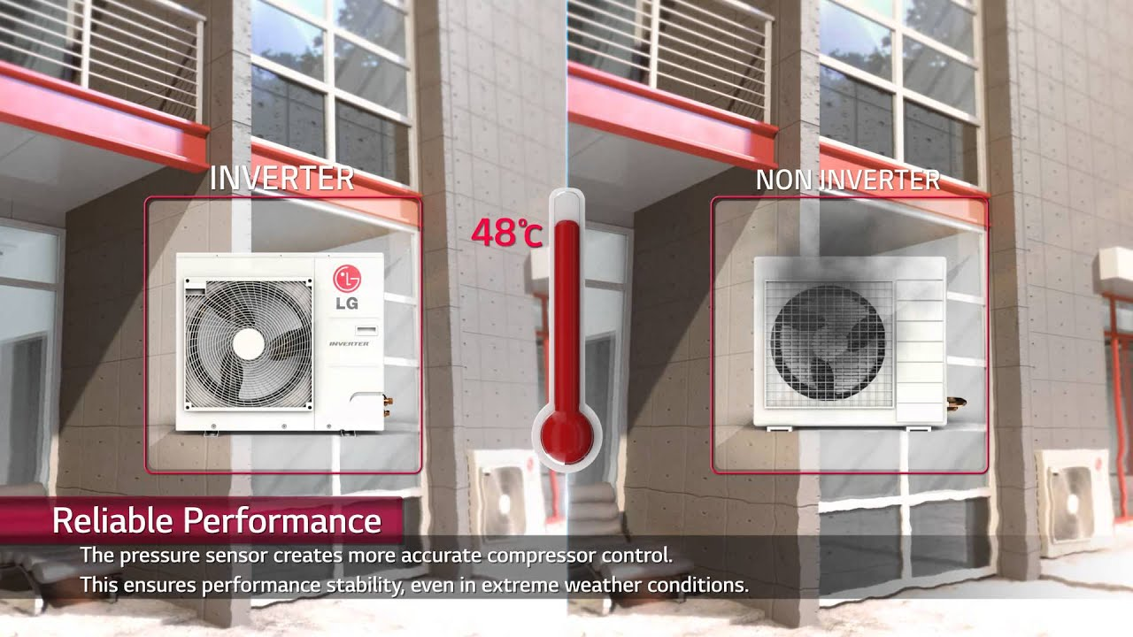 Lg Commercial Air Conditioner Youtube