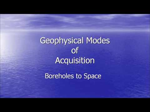 Geophysical Modes of Acquisition