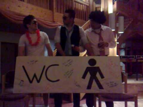 Die 3 Männer vom WC