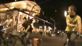 adfc bike night frankfurt 2014