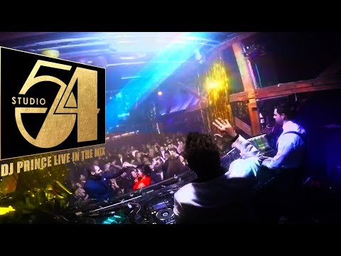 DJ Prince Live In The Mix: Studio 54 Party, New Years Eve 2018