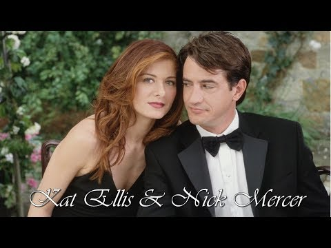 Kat Ellis & Nick Mercer The Wedding Date