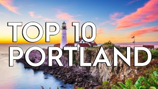 ✅ TOP 10: Things To Do In Portland Oregon