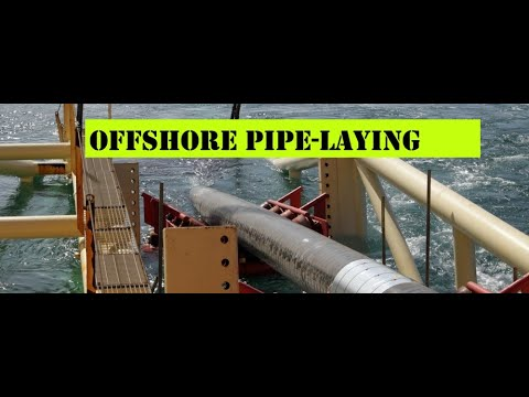Offshore, Pipe  Laying