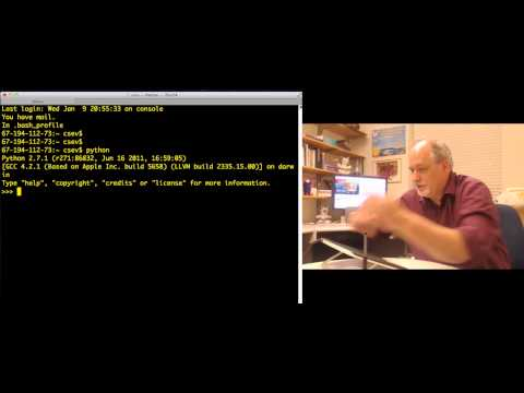 Python for Informatics: Chapter 1 - Introduction