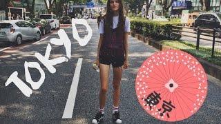 Модельная жизнь в Токио//My life in Tokyo