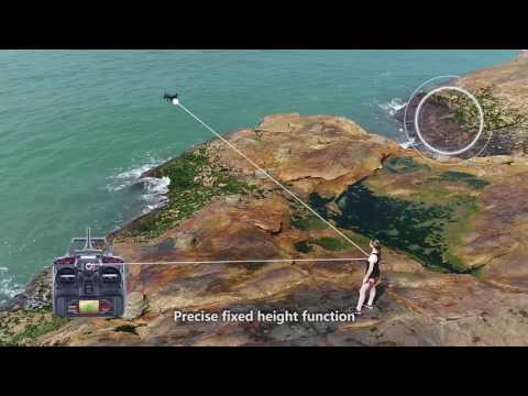 Квадрокоптер Global Drone X183 19