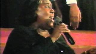 LaBarbara Whitehead Along With Straight Gate Mass Choir / If God Is Dead