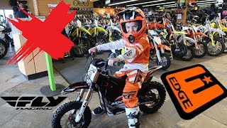 WHAT GEAR DO I NEED TO GET STARTED IN MOTOCROSS | GETTING KIDS STARTED ON DIRT BIKES