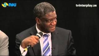 Mukwege: Så kan omvärlden hjälpa