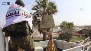 مصر العربية | استمرار عمليات درع الفرات في مركز مدينة الباب
