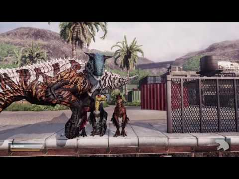 Primal Carnage: Extinction (PS4) Group Review