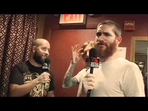 THE RED CHORD Make Fun of Everyone on Summer Slaughter 2010 // Metal Injection