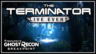 Ghost Recon Breakpoint   Terminator Live Event Release Date & Teaser Trailer!