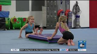 Gymnastics sex abuse scandal hits close to home for local gymnast