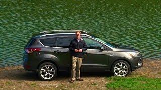 Ford Escape Titanium 2016 Review