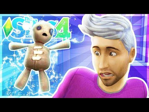 THE CURSED VOODOO DOLL!! - Sims 4 Pals