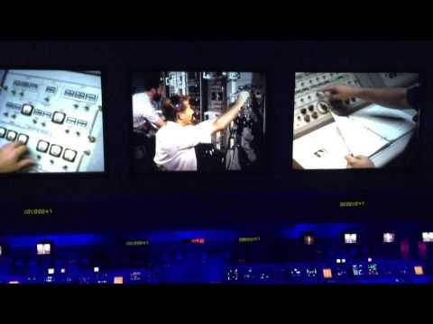 Jo rocket launch footage - JK Space Centre VIP tour '15 - 2
