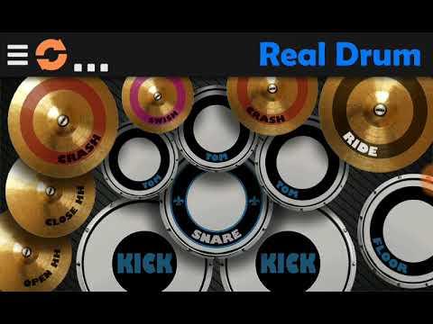 Cinta tak terbatas waktu real drum ndx..