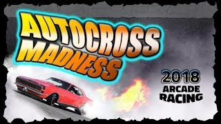 AUTOCROSS MADNESS ★ GamePlay ★ Ultra Settings