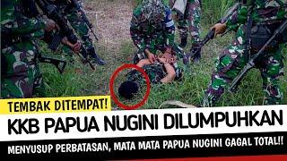 Download BERITA TERBARU ~ AKHIRNYA! 6 KKB PENYUSUP TEMB4K DITEMPAT...!!!   TNI POLRI KKB DENSUS 88 PAPUA