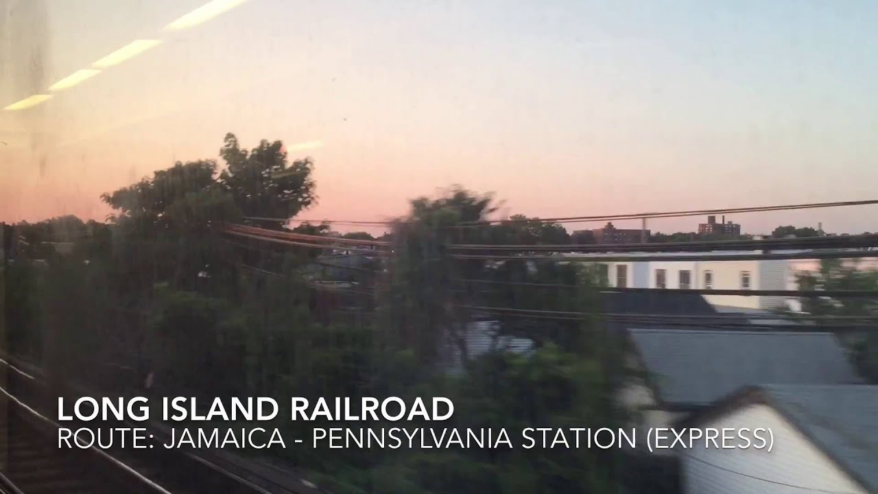 Where To Catch The Long Island Railroad