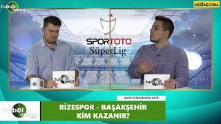 Çaykur Rizespor - Başakşehir maçını kim kazanır?