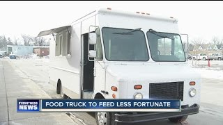 Buffalo church to operate city's newest food truck