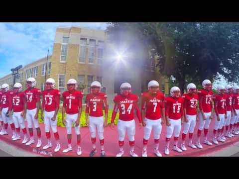 Martin H.S. 2016 Tiger Football Intro 1