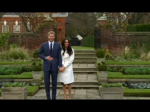 Prince Harry and Meghan Markle live at Kensington Palace