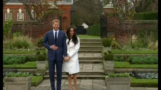 Prince Harry and Meghan Markle live at Kensington Palace streaming