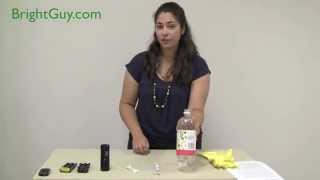 Tips for Cleaning a Corroded Flashlight - Cleaning up after alkaline batteries leak
